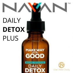 NAVAN zeolite detox