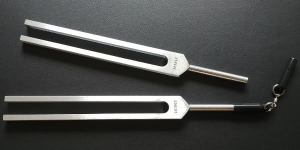 medivibe tuning forks sets wounded healer