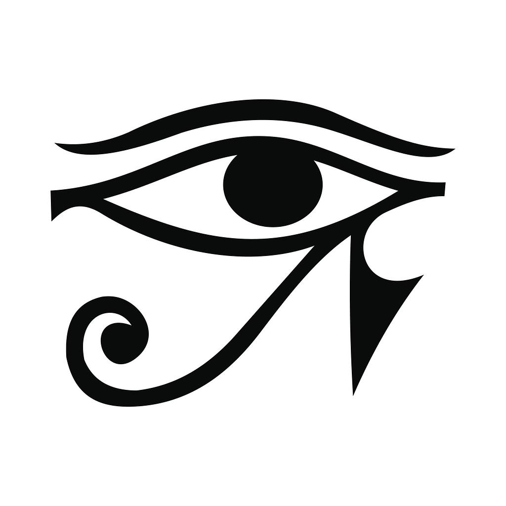 pineal gland eye of horus spiritual enlightenment