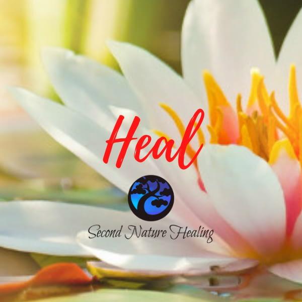 Heal naturally holistic spiritual energy healing