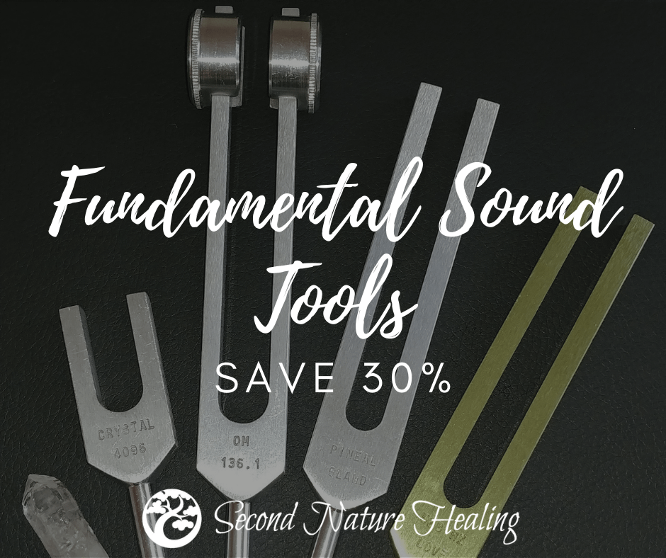 fundamental tuning fork sound tools sound therapy